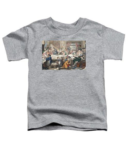 An Election Entertainment, Illustration Toddler T-Shirt