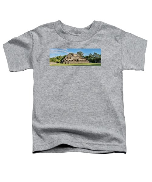 Ancient Mayan Ruins, Altun Ha, Belize Toddler T-Shirt
