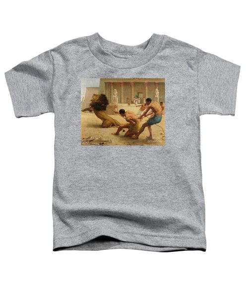 Ancient Sport Toddler T-Shirt