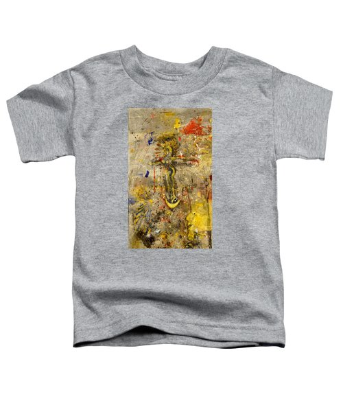 Angel In Journey Toddler T-Shirt