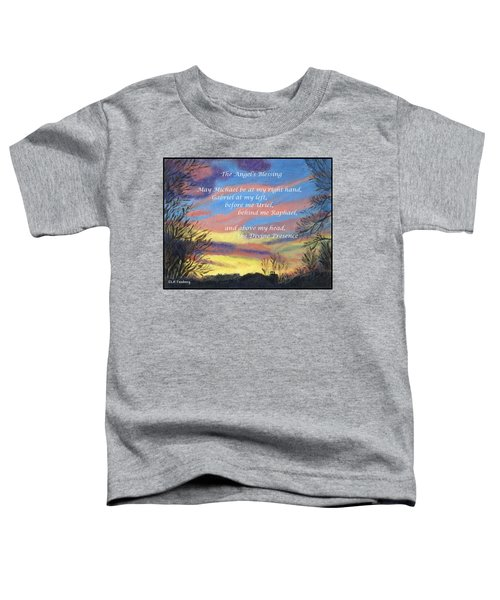 Angel's Blessing Toddler T-Shirt