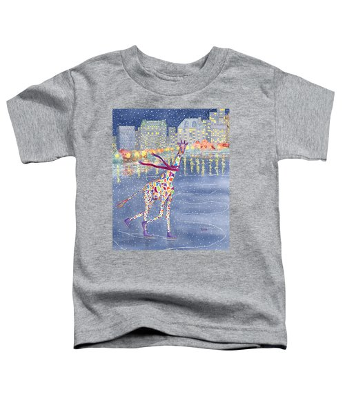 Annabelle On Ice Toddler T-Shirt
