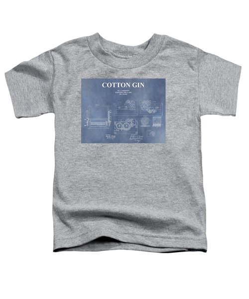 Antique Cotton Gin Patent Toddler T-Shirt