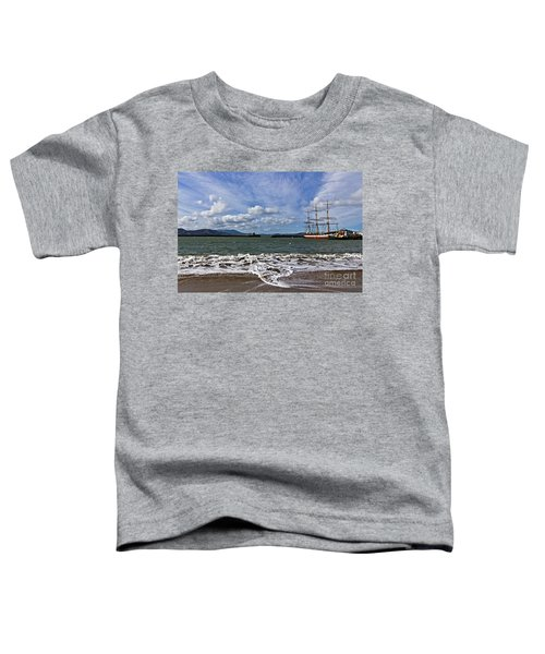 Aquatic Park Toddler T-Shirt