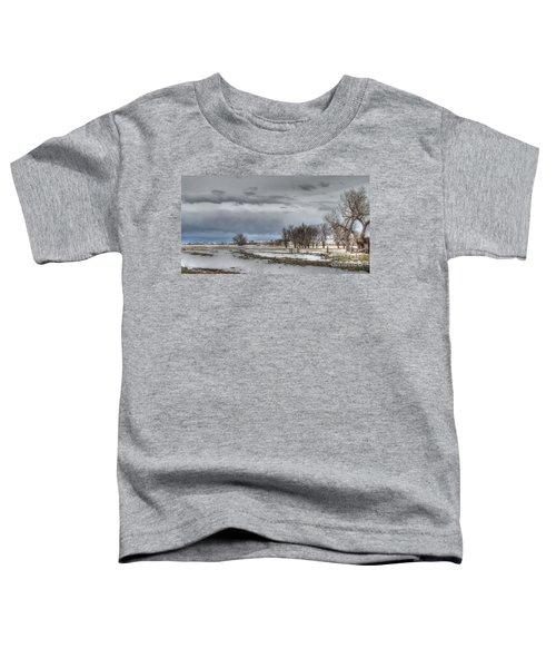 Ardmore Prairie Toddler T-Shirt