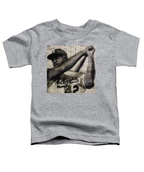 Art In Thenews 16-jackie Toddler T-Shirt