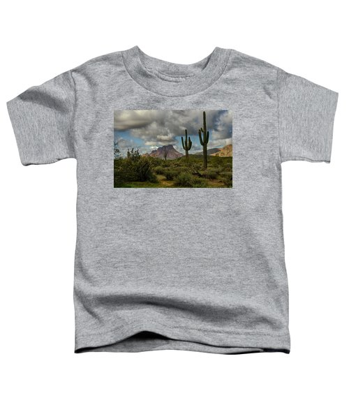 As The Clouds Pass By  Toddler T-Shirt