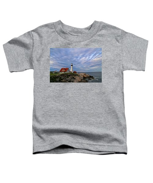 As The Sky Reaches The Water Toddler T-Shirt