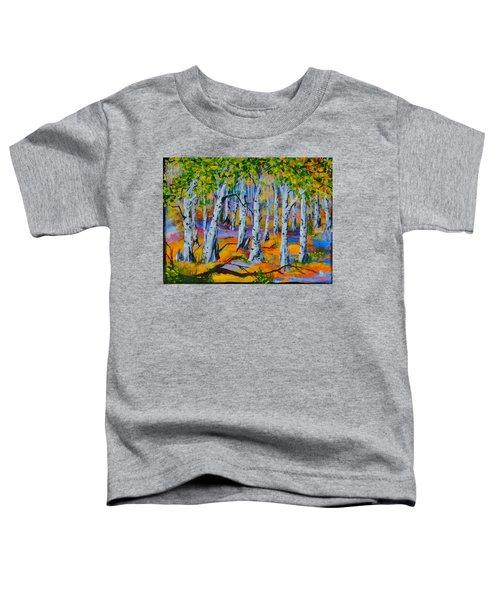 Aspen Friends In Walkerville Toddler T-Shirt