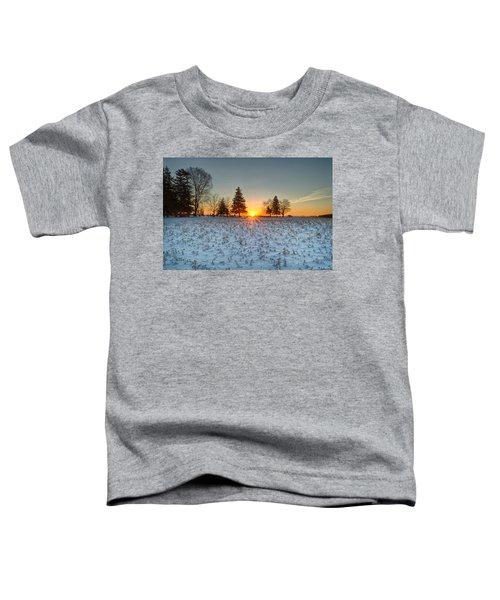 At First Light Toddler T-Shirt
