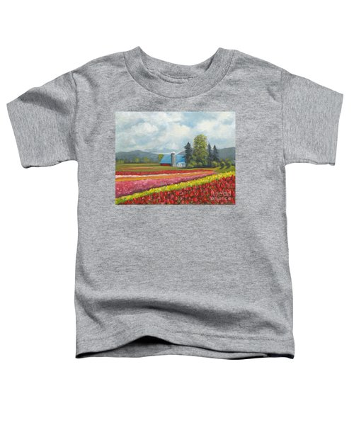 At Peterson And Avon Allen Toddler T-Shirt