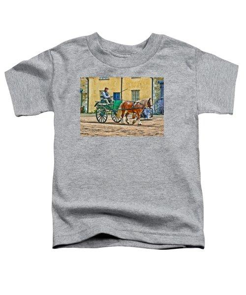 At The Blacksmiths Toddler T-Shirt