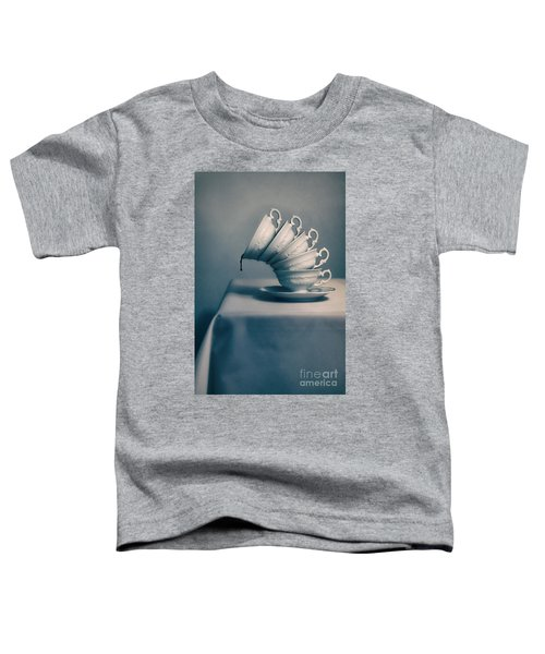 Toddler T-Shirt featuring the photograph Attention  by Jaroslaw Blaminsky