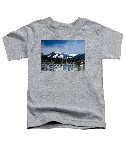 Auke Bay Marina Toddler T-Shirt