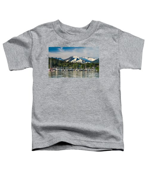 Auke Bay Toddler T-Shirt