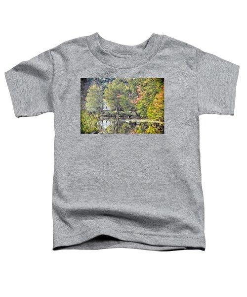 Autumn In Pastel Toddler T-Shirt