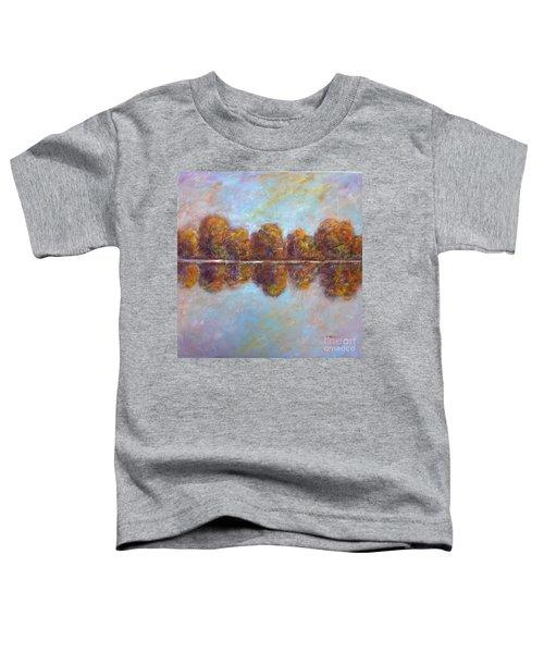 Autumnal Atmosphere Toddler T-Shirt
