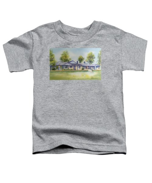 Back Of House Toddler T-Shirt