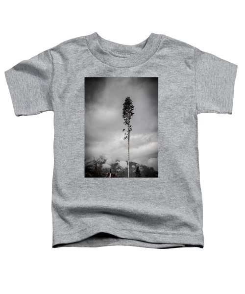Lone Tree Landscape  Toddler T-Shirt