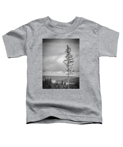 Tall Tree View Toddler T-Shirt