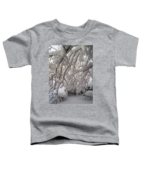 Backyard Toddler T-Shirt