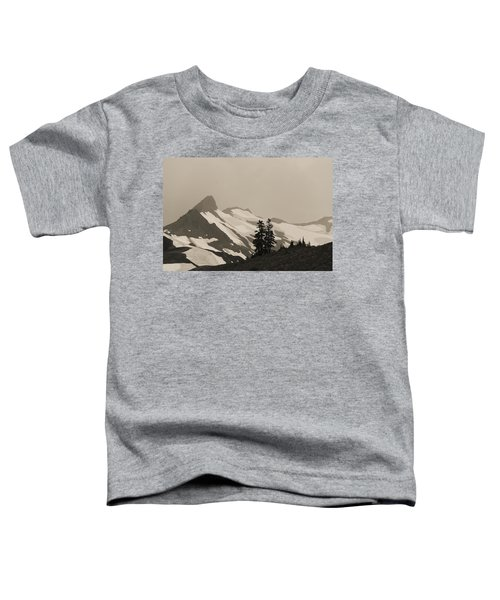 Fog In Mountains Toddler T-Shirt