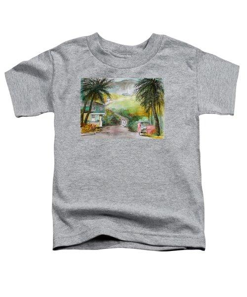 Barbados Toddler T-Shirt