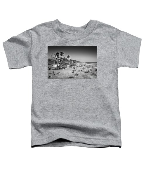Beach Life From Yesteryear Toddler T-Shirt