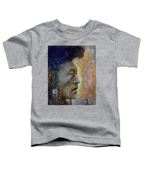 Bear Bull Shaman Toddler T-Shirt