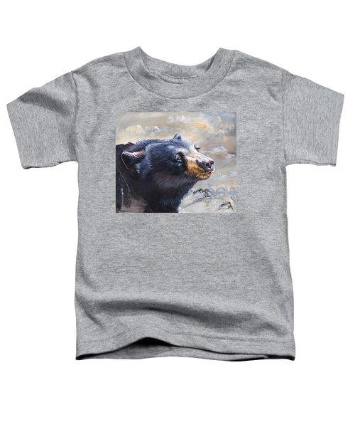 Four Winds Bear Toddler T-Shirt