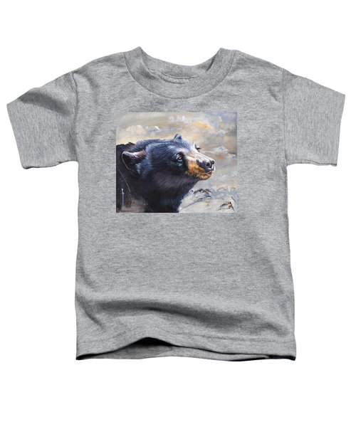 Four Winds Bear Toddler T-Shirt