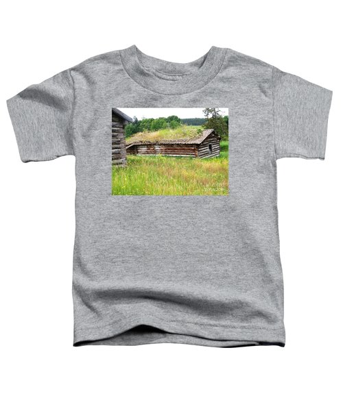 Bear Springs Toddler T-Shirt