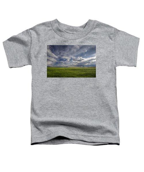 Beautiful Countryside Toddler T-Shirt