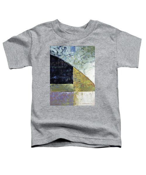 Bent On Abstraction Toddler T-Shirt