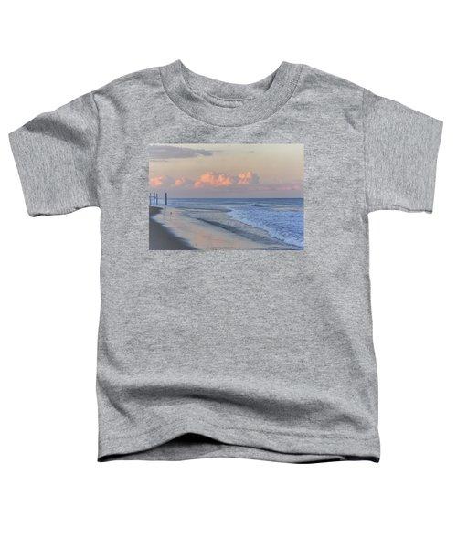Better Days Ahead Seaside Heights Nj Toddler T-Shirt