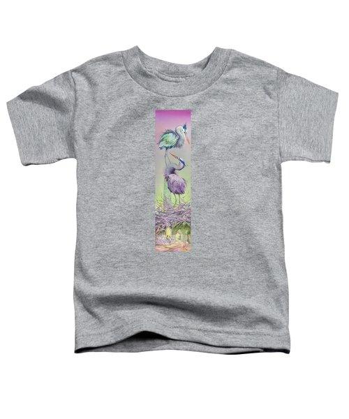 Between The Worlds Toddler T-Shirt