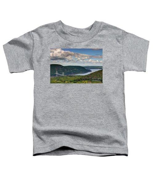 Beyond The Bridge Toddler T-Shirt
