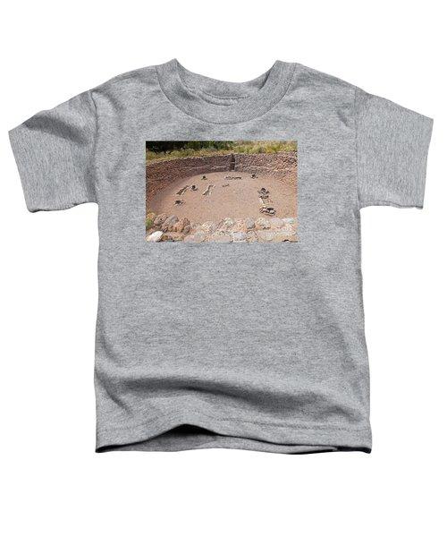 Big Kiva Bandelier National Monument Toddler T-Shirt