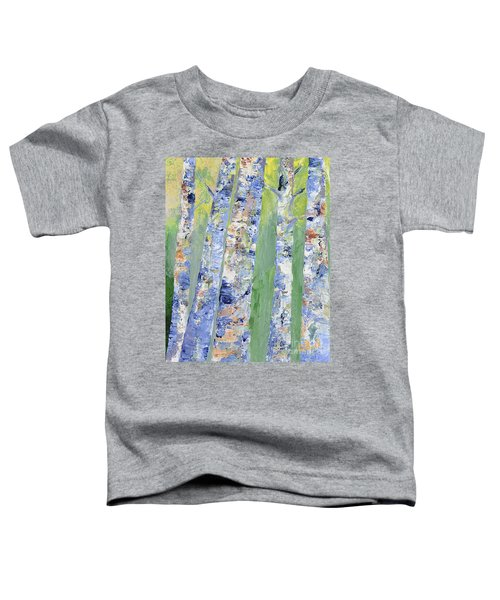 Birches Toddler T-Shirt
