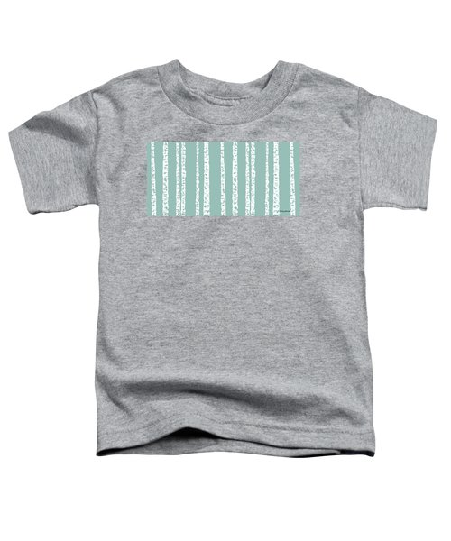 Birches Di Toddler T-Shirt