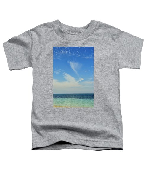 Bird Cloud Toddler T-Shirt