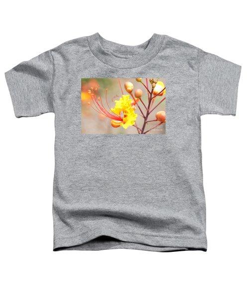 Bird Of Paradise Profile Toddler T-Shirt