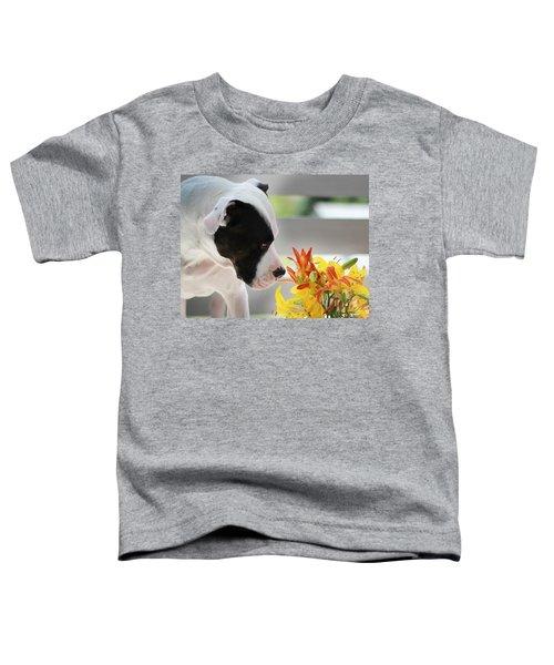 Birthday Bouquet Toddler T-Shirt