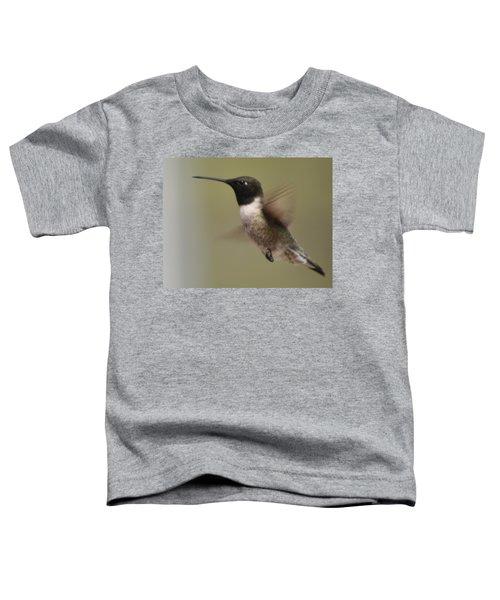 Black-chinned Hummingbird Toddler T-Shirt