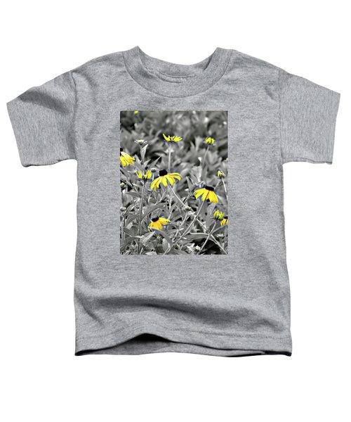 Black-eyed Susan Field Toddler T-Shirt