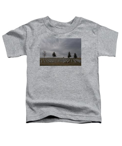 Black Hills Cemetery Toddler T-Shirt