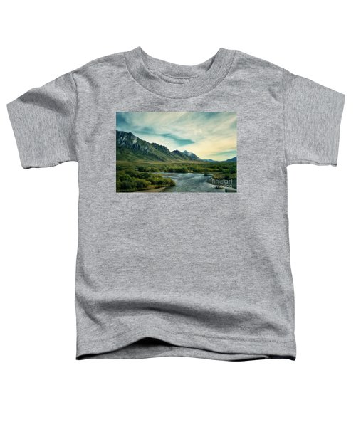 Blackstone River  Toddler T-Shirt