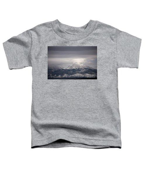 Blanca Peak Toddler T-Shirt
