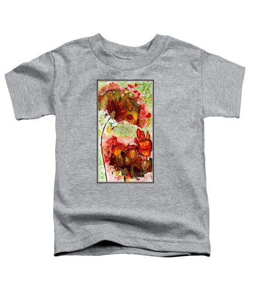 Blooming Impressions.. Toddler T-Shirt