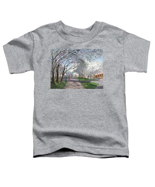Blooming In Niagara Park Toddler T-Shirt